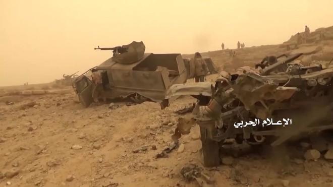 Houthi đánh hiểm khiến Arab Saudi thiệt hại nặng và nguy cơ bùng phát Thế chiến 3? - Ảnh 1.