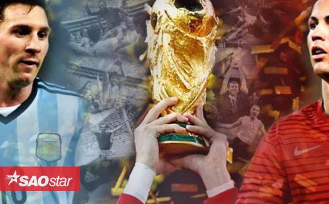 Công nghệ đặc biệt theo dõi từng đường chạy của các cầu thủ tại World Cup 2018