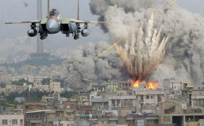 """Không kích quân đội Syria - """"Trò chơi chết chóc"""" mới của Mỹ?"""