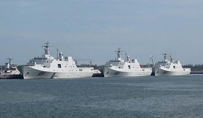 Trung Quốc ráo riết tăng cường tác chiến đổ bộ nhằm mục đích gì? - Ảnh 1.