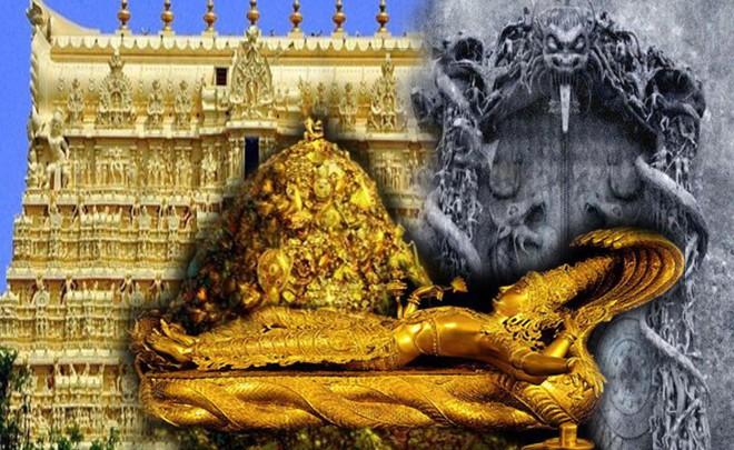 Bí ẩn những ngôi đền vượt thời gian ở Ấn Độ: Có cái giá trị tới 100 tỉ USD! - Ảnh 2.
