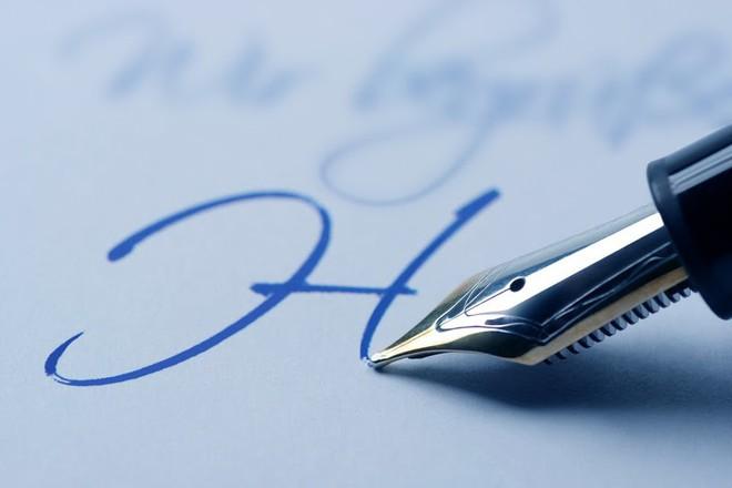 Xem tướng chữ đọc vị người đối diện: Là lãnh đạo, cần nắm rõ để chọn người tài - Ảnh 1.