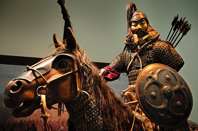 Cung thủ Mông Cổ: Đội quân khuynh đảo thế giới của Thành Cát Tư Hãn, có thể bắn xa 200m - Ảnh 4.