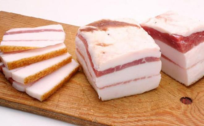 Thịt mỡ không tốt cho người yếu sinh lý