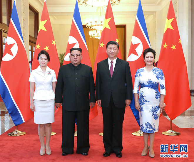 3 chuyến thăm Trung Quốc từ bí mật tới công khai, ông Kim Jong-un phát đi thông điệp gì? - Ảnh 2.