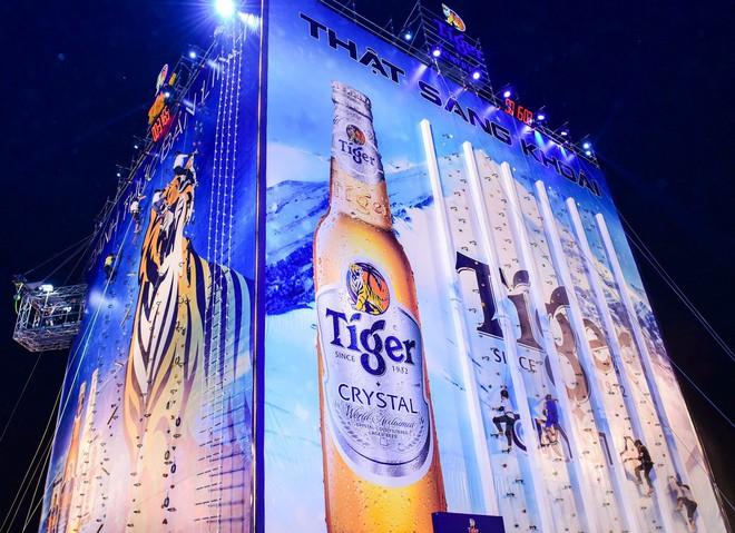 Ra mắt loạt hàng độc, bức tường Tiger 2018 làm dậy sóng giới trẻ Quy Nhơn - Ảnh 1.