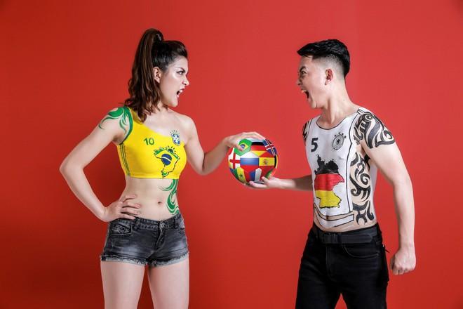World Cup 2018: Đức khát khao lấy lại vị thế vô địch - Ảnh 3.