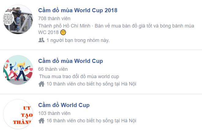 """""""Thiên các con phố"""" cầm đồ World Cup ở Hà Nội trắng đêm mở cửa chờ khách - Ảnh 2."""