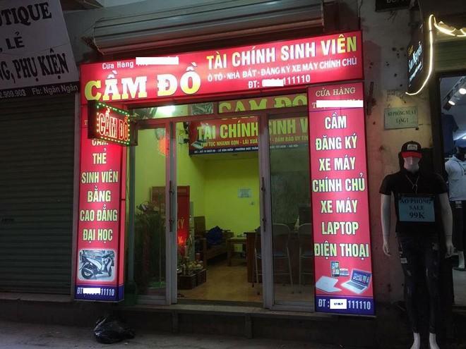 """""""Thiên các con phố"""" cầm đồ World Cup ở Hà Nội trắng đêm mở cửa chờ khách - Ảnh 1."""