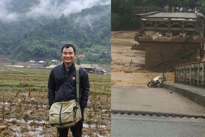 Về thăm Đinh Hữu Dư sau 8 tháng lũ dữ Yên Bái cuốn anh đi: Tìm thấy những trang nhật ký tuổi 20 của chàng phóng viên bạc mệnh - Ảnh 1.