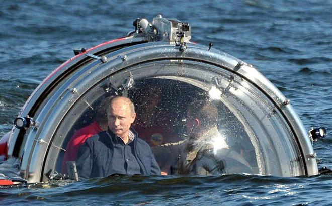 Sóng ngầm dưới đáy biển: Giải mã bí ẩn về lực lượng hải quân thứ hai của Nga