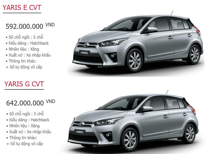 Doanh số bằng 0, đại lý đưa giá mềm hơn 20 triệu đồng cho hãng xe Toyota mẫu xe Toyota Yaris 2018? - Ảnh 2.