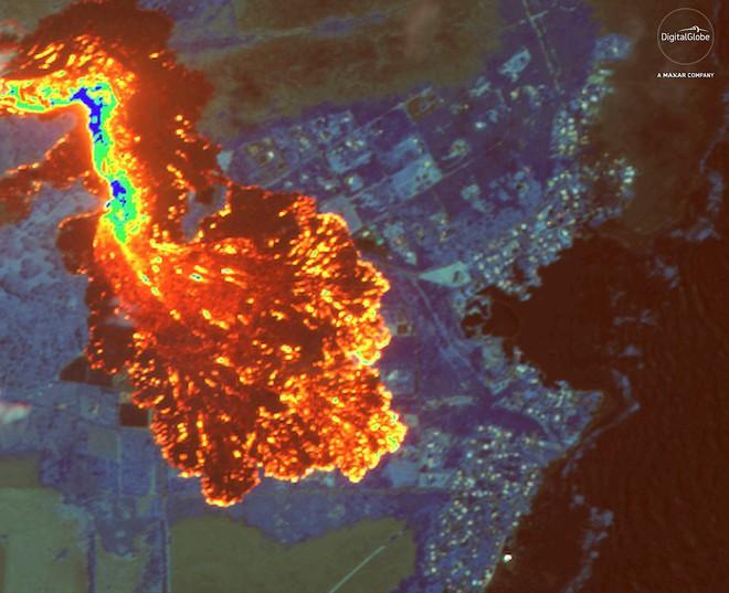 Sau khi hút gần sạch nước hồ, núi lửa ở Hawaii có nguy cơ gây tai họa mới - Ảnh 3.