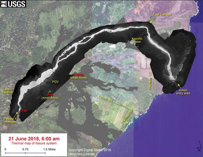 Sau khi hút gần sạch nước hồ, núi lửa ở Hawaii có nguy cơ gây tai họa mới - Ảnh 4.