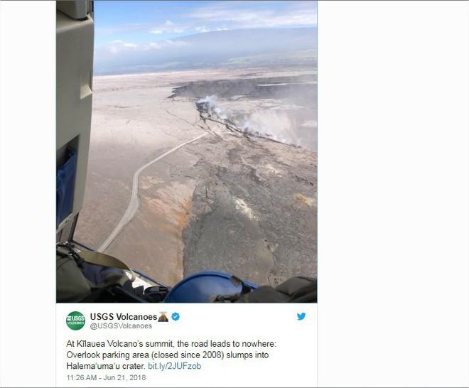 Sau khi hút gần sạch nước hồ, núi lửa ở Hawaii có nguy cơ gây tai họa mới - Ảnh 5.