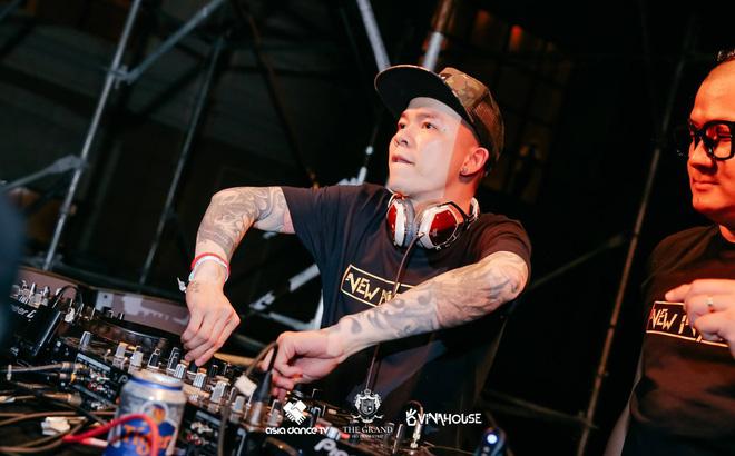 """DJ Tommy: Vài năm nữa tôi thành... """"phù thủy"""" thất nghiệp"""