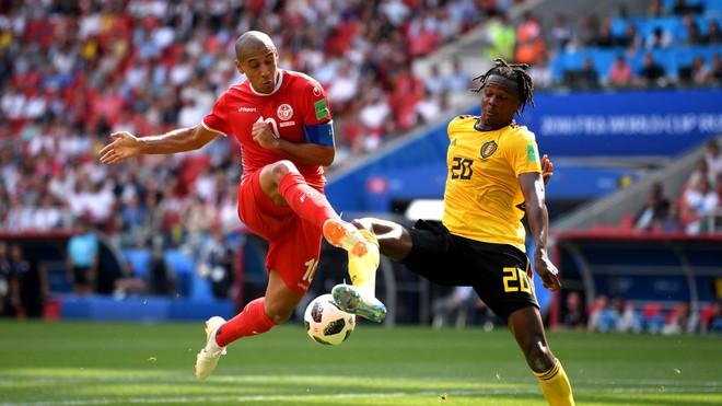Lukaku 2 lần phá lưới Tunisia, ĐT Bỉ vẫn không giấu được điểm yếu chết người - Ảnh 3.
