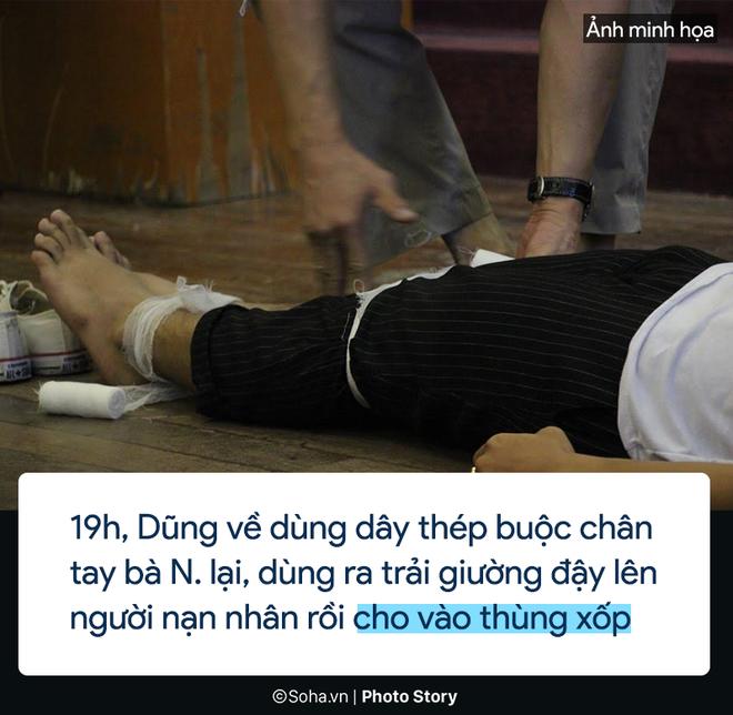 [PHOTO STORY] Kế hoạch tàn độc của cặp vợ chồng giết chủ nợ, ném xác xuống sông - Ảnh 6.