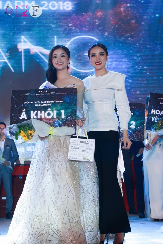Nhan sắc đời thường của 3 nữ sinh Ngoại thương lọt vào chung kết Hoa hậu Việt Nam 2018 - Ảnh 5.