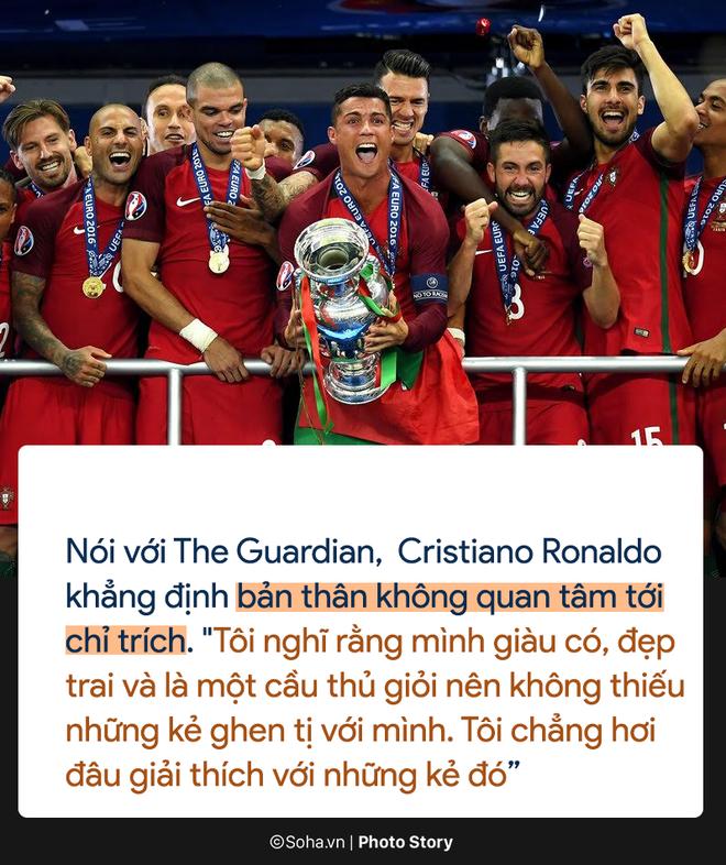 Cristiano Ronaldo kiếm và tiêu tiền như thế nào? - Ảnh 11.