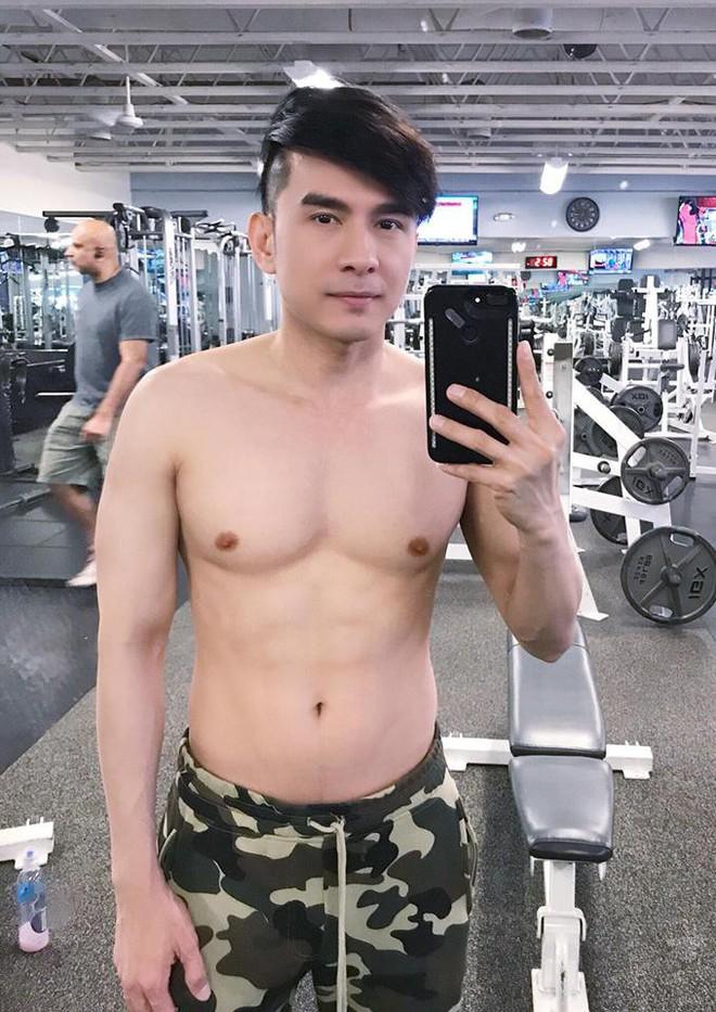 Đan Trường khoe nhan sắc lão hoá ngược và thân hình vạm vỡ ở tuổi 42 - Ảnh 2.