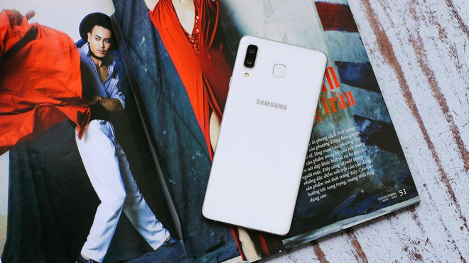 """Mua Galaxy A8 Star, nhận ngay loa JBL xịn"""" cộng nhiều ưu đãi của Thế Giới Di Động - Ảnh 2."""