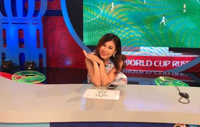 Nhìn lại những hotgirl bình luận World Cup khiến VTV chao đảo - Ảnh 12.