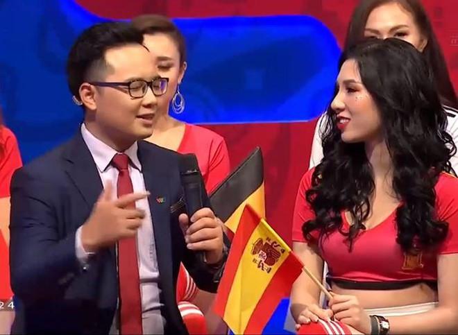 Nhìn lại những hotgirl bình luận World Cup khiến VTV chao đảo - Ảnh 10.