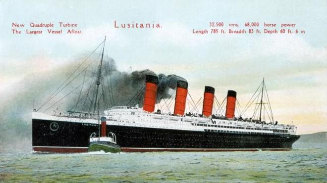 Thảm họa chìm tàu nổi tiếng chỉ sau Titanic, khiến 1.200 người chết chỉ sau 18 phút - Ảnh 1.
