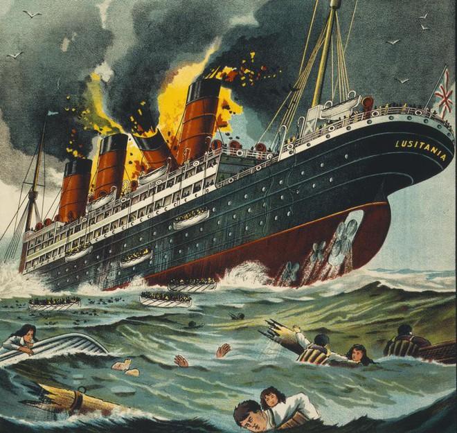 Thảm họa chìm tàu nổi tiếng chỉ sau Titanic, khiến 1.200 người chết chỉ sau 18 phút - Ảnh 5.