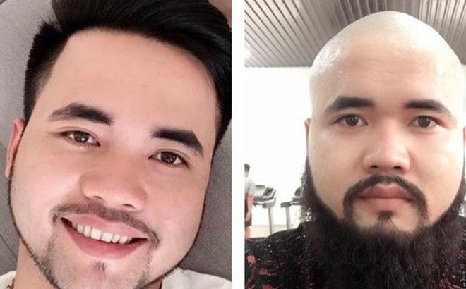 """Thanh niên cạo đầu nuôi râu vì """"nghe đồn"""" làm vậy sẽ dễ có bạn gái và cái kết cũng đáng yêu ra phết"""