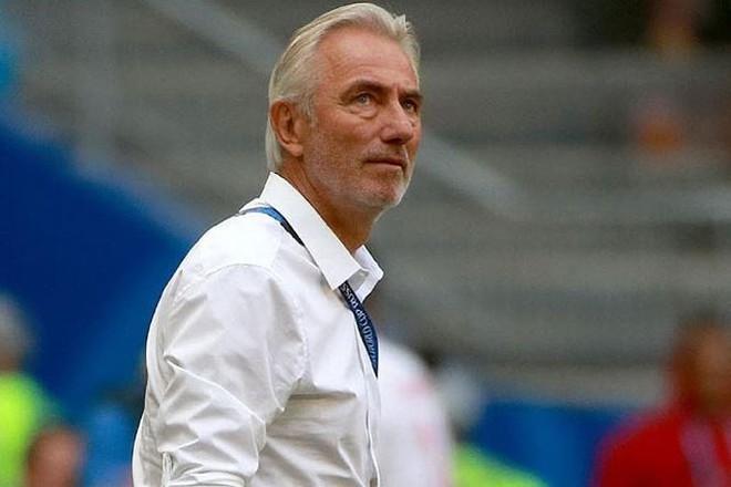 Australia bị loại, HLV Van Marwijk chính thức ra đi - Ảnh 1.