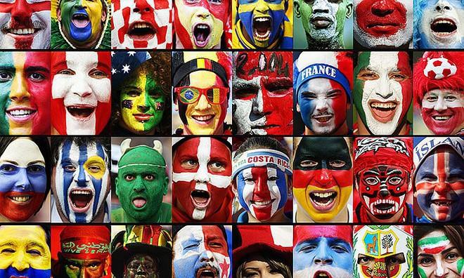 Bất ngờ nhìn lại: World Cup năm nay có 5 quốc gia chưa tới 5 triệu dân, nhưng 1 nước từng vô địch thế giới - Ảnh 12.