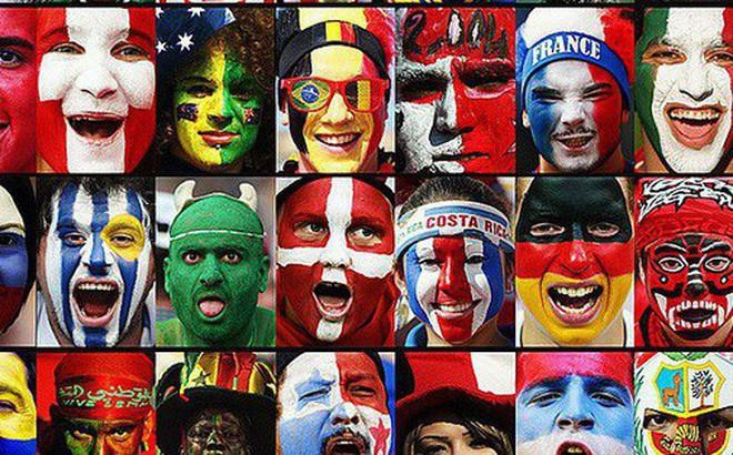 Bất ngờ nhìn lại: World Cup năm nay có 5 quốc gia chưa tới 5 triệu dân, nhưng 1 nước từng vô địch thế giới