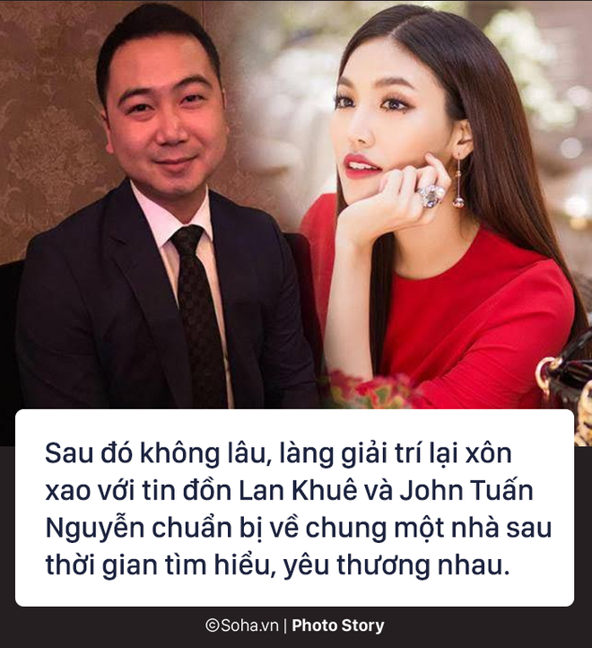 [Photo Story] Chuyện tình giấu kín của Lan Khuê và bạn trai đại gia  - Ảnh 4.