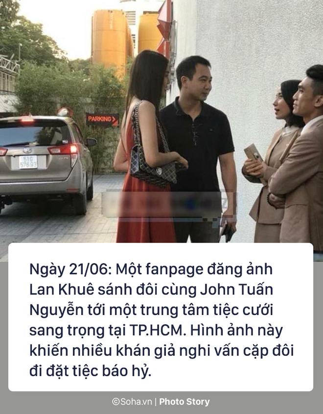 [Photo Story] Chuyện tình giấu kín của Lan Khuê và bạn trai đại gia  - Ảnh 5.