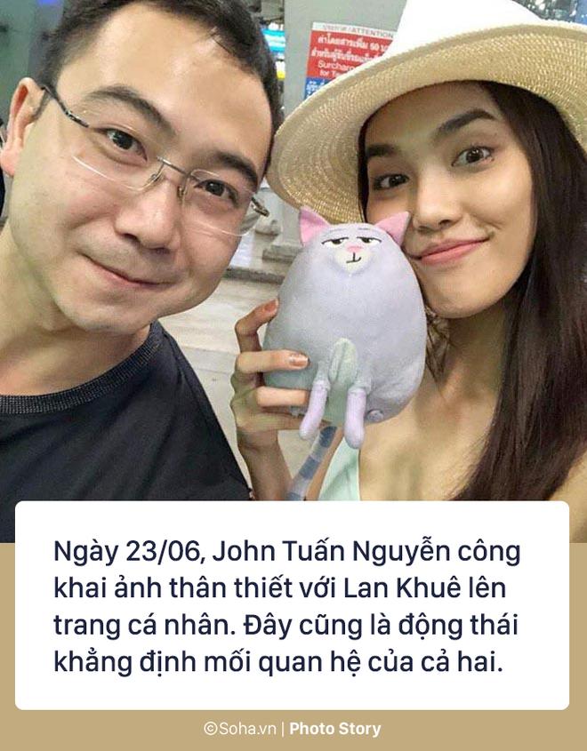 [Photo Story] Chuyện tình giấu kín của Lan Khuê và bạn trai đại gia  - Ảnh 6.