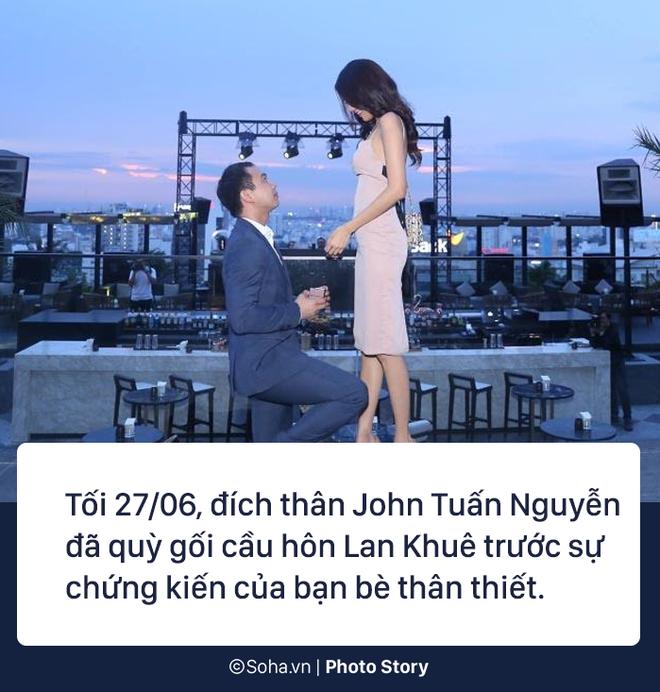 [Photo Story] Chuyện tình giấu kín của Lan Khuê và bạn trai đại gia  - Ảnh 7.