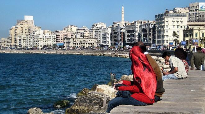 Biến đổi khí hậu, nước biển dâng lên, và đây là những thành phố chịu khổ nhất thế giới - Ảnh 3.