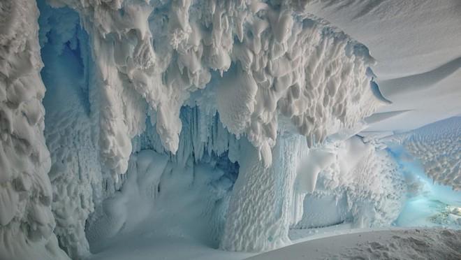 Thám hiểm hang băng ở độ cao gần 4000m: Phát hiện sinh vật lạ, khoa học chưa từng biết - Ảnh 7.