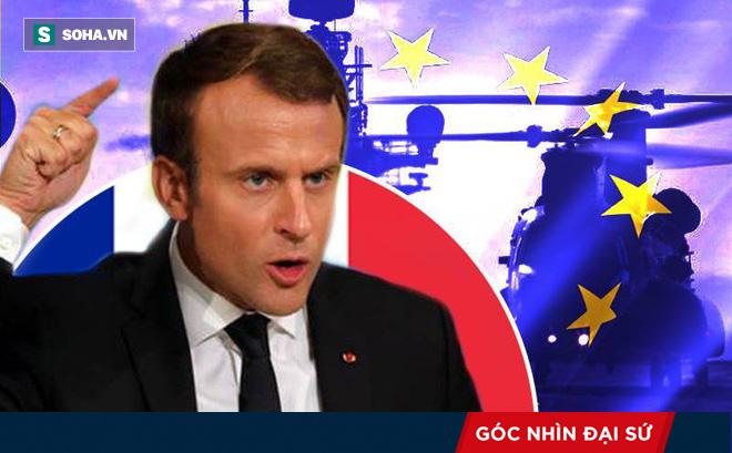 """Liên minh 9 nước EU: Nước cờ cao tay phá vòng o ép của Mỹ hay chỉ là """"hữu danh vô thực""""?"""