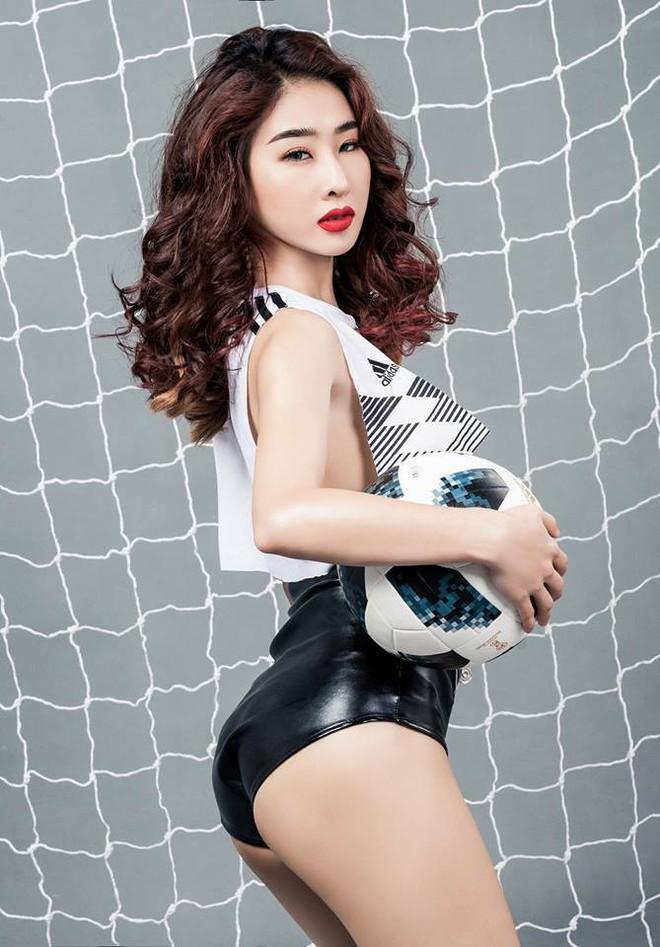 DJ nóng bỏng tuyên bố nghỉ xem World Cup sau trận thua thảm hại của đội tuyển Đức - Ảnh 1.