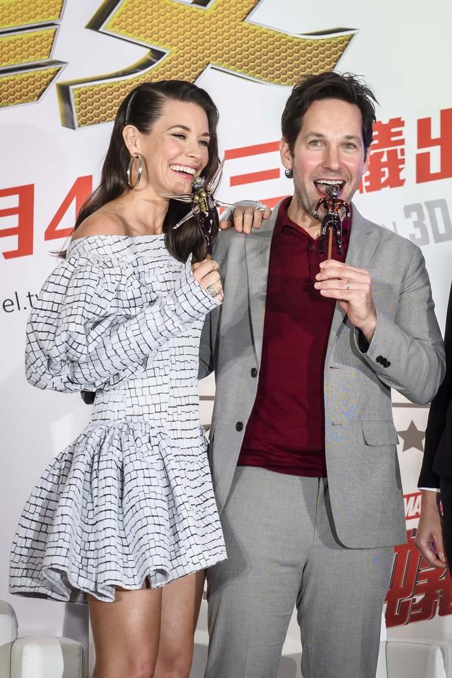 Dàn diễn viên phim Người Kiến và Chiến Binh Ong gửi lời chào đến khán giả Việt Nam - Ảnh 5.