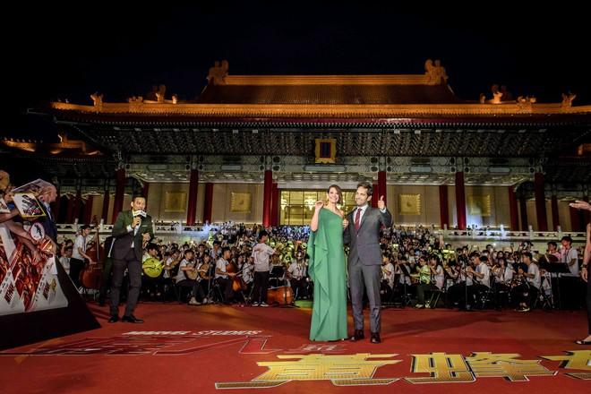 Dàn diễn viên phim Người Kiến và Chiến Binh Ong gửi lời chào đến khán giả Việt Nam - Ảnh 2.
