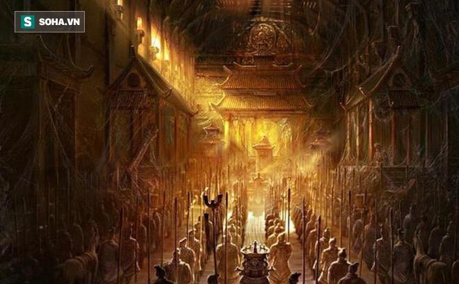 Lăng mộ Tần Thủy Hoàng: Ngàn năm chưa thể giải mã bởi chất kịch độc chứa bên trong