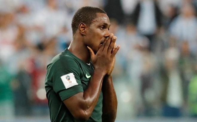 Sao Nigeria bị dọa giết sau thất bại ở VCK World Cup