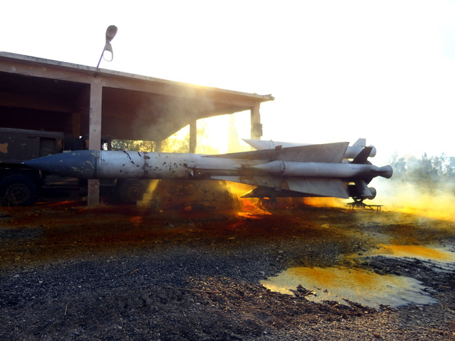 Phòng không Syria: Con mồi ưa thích của Không quân Israel - Nối tiếp những nạn nhân - Ảnh 4.