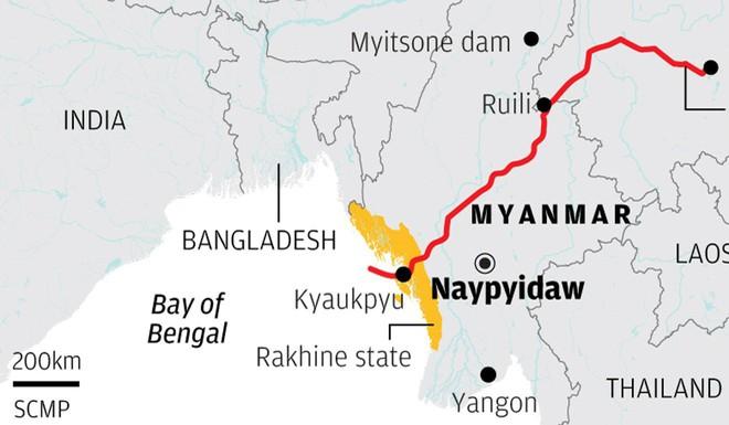 Bộ trưởng Myanmar: Làm gì có bẫy nợ, TQ chỉ đang giúp láng giềng giàu hơn thôi, chúng tôi ủng hộ họ - Ảnh 1.
