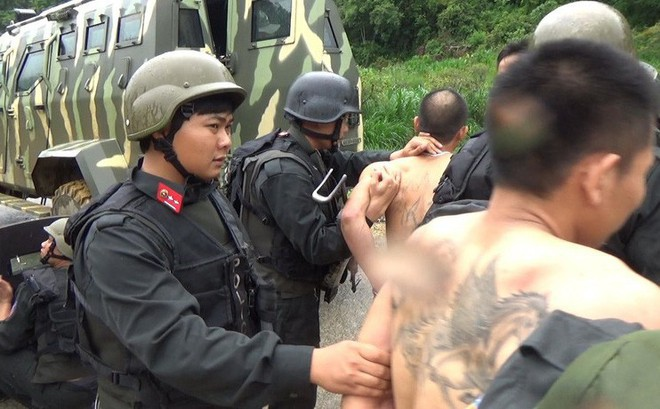 """Cuộc chiến khốc liệt ở """"thủ phủ ma túy"""" Lóng Luông (kỳ 1)"""