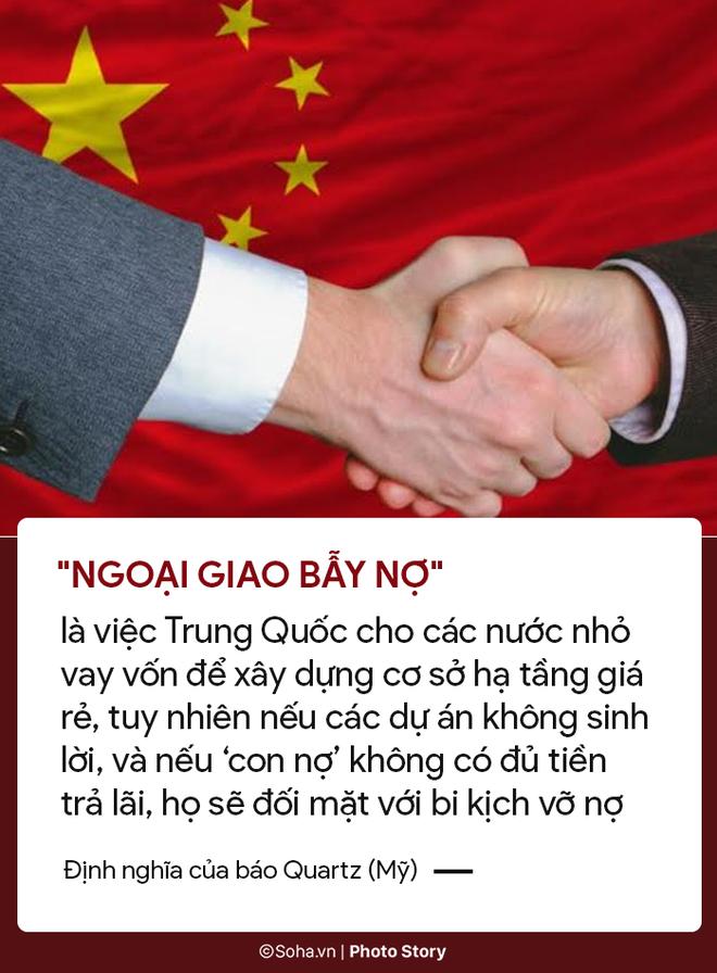 [PHOTO STORY] Giăng bẫy nợ khắp châu Á-TBD, Trung Quốc đã bắt được bao nhiêu mồi ngon? - Ảnh 1.